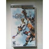 Kingdom Hearts Birth By Sleep Psp Nuevo Sellado Playstation
