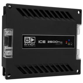 Modulo Banda Ice 2500w Rms Amplificador Potencia Digital
