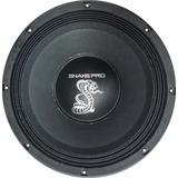 Alto-falante Woofer Snake Cobra 12 Pol. 6.4k 3200 Rms 4 Ohms