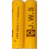 Bateria Recarregavel 18650 5600mah 3,7v Li-ion 1ª Linha