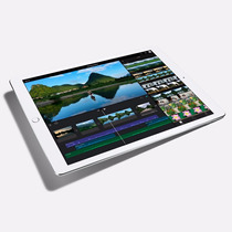 Apple Ipad Pro 128 Wifi 12.9 Retina 12mp 3d Touch 4 K