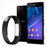 Sony Xperia Z3 D6643 20.7mp, 4g, Tv, Smart Band - De Vitrine