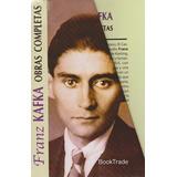 Obras Completas De Franz Kafka (colección 4 Tomos)