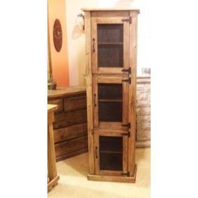 Despenseros rusticos todo para cocina en mercado libre for Muebles cocina rusticos