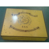Antigua Caja Cigarrillos 555 State Express Cigarettes London