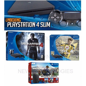 Playstation 4 Ps4 500gb Slim Permuto Por Nintendo Switch New