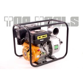 Motobomba De Agua Motor Gasolina 6.5hp 3x3 Pulgadas