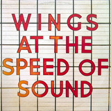Lp Vinilo Paul Mccartney & Wings At The Speed Of Sound