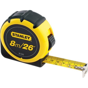 Cinta Metrica Global Plus Stanley - 30-626 - 8mx1