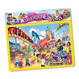 Puzzle Parque Diversiones X24 Pzs. Duravit Jug. Del Tomate