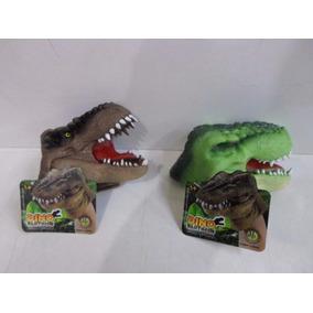 Dinossauro Fantoche - Kit C/2 - Dtc - Cód 3731
