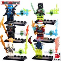 Ninjago Lego Compatível Conjunto Com 6 Modelo 2