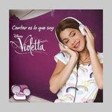 Violetta Cantar Es Lo Que Soy Cd + Dvd Nuevo
