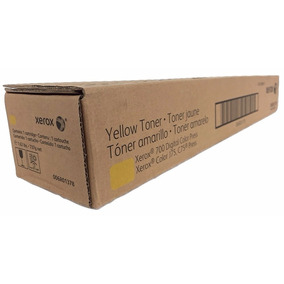 Toner Amarillo Xerox X700 /c75/ J75 6r1382 Original Xdv