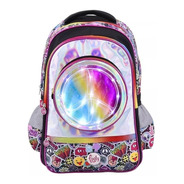 Mochila 18 Footy Con Led Original
