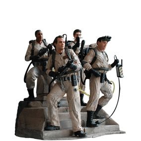 Ghostbusters Pack 1 1/10 Art Scale - Iron Studios