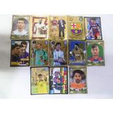 Fifa 365 Messi Ronaldo Neymar Lote Doradas X 13