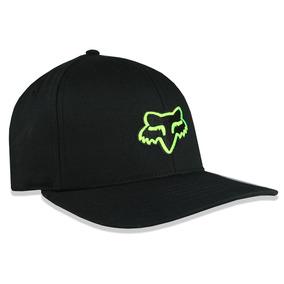 Gorra Fox Legacy Black/grn S/m