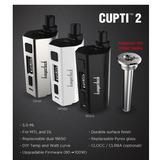 Vaporizador Kanger Tech Cupti 2 80 Watts+baterías