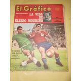 Revista El Grafico De Coleccion Mayo Del 67 Numero 2484