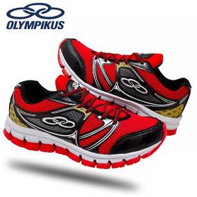 8bd58cff328 Tênis Olympikus para Masculino Vermelho em Minas Gerais no Mercado ...