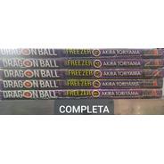 Dragon Ball Color- Saga Freezer -tomo 1 Al 5- Completa Ivrea