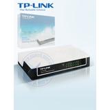 Switch Tp-link Tl-sf1016d, 16 Puertos Rj-45 10/100 Mbps, Aut