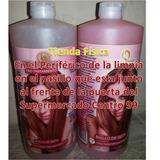Brillo De Seda Y Shampoosinsal Losdos De 1l Original