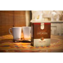 Café Mocha Moka Orgánico Gourmet Ganoderma Organo Chocolate