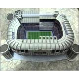Estadio Rompecabezas Santiago Bernabeu Real Madrid Ronaldo