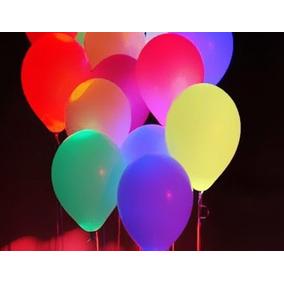 Balões Luminosos - Balões Led 24 Unids - Festa, Comemorações
