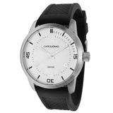 Reloj Carouomo Time P/ Hombre, Silicona, Mod. Cu05-mssw