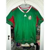 Jersey Playera Cuauhtemoc Blanco Seleccion Mexicana Año 2010