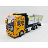 Miniatura Caminhão Caçamba Truckado 1/50