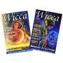 Lote Com 2 Revistas Wicca - Feitiços, Mágias E Rituais