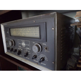 Radio Antigo Valvulado Raríssimo Marca Ercic