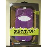 Funda Griffin Survivor Caidas Golpes Iphone 5 5s Se Oferta