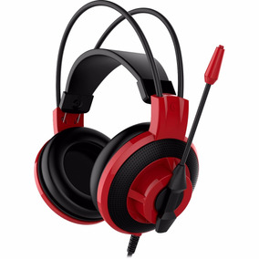 Auricular Msi Ds501 Headset Gaming - Chaco