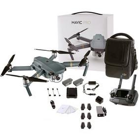 Drone Dji Mavic Pro Fly More Combo, Até 65 Km/h, C/ 3 Bate