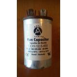 Capacitor Arranque 12.5 Mf Para Extractor 60mil Btu.