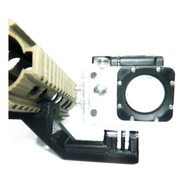 Suporte Gopro, Goal Pro Trilho Picatinny 20 Mm Airsoft 3d