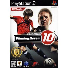 72e4788136 Winning Eleven 10 (ps2) - Jogos PS2 no Mercado Livre Brasil