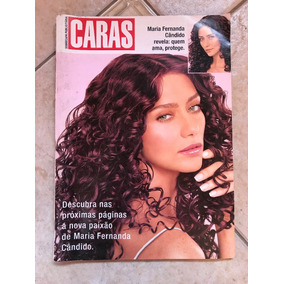 Revista Caras Maria Fernanda Cândido Letícia Spiller Xuxa
