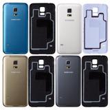 Tampa Traseira Samsung Galaxy S5 Gt-i9600 G900 G900m G900md