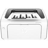 Impresora Hp Laserjet Pro M12w, Blanco Y Negro, Láser