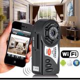 Minicamara Wifi Q7 Dv Hd Vision Nocturna