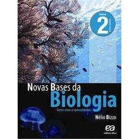 Novas Bases Da Biologia Vol 2 - 2º Ano Ensino Medio