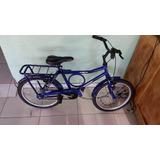 Bicicleta Barra Circula Aro20 Promoção
