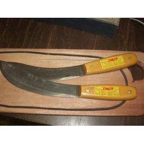 Knife Smutt Un Cuchillo De Aquellos Impecable Unico Okm Lujo