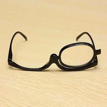 Óculos Maquiagem Make Up Olhos Sombracelha Lente